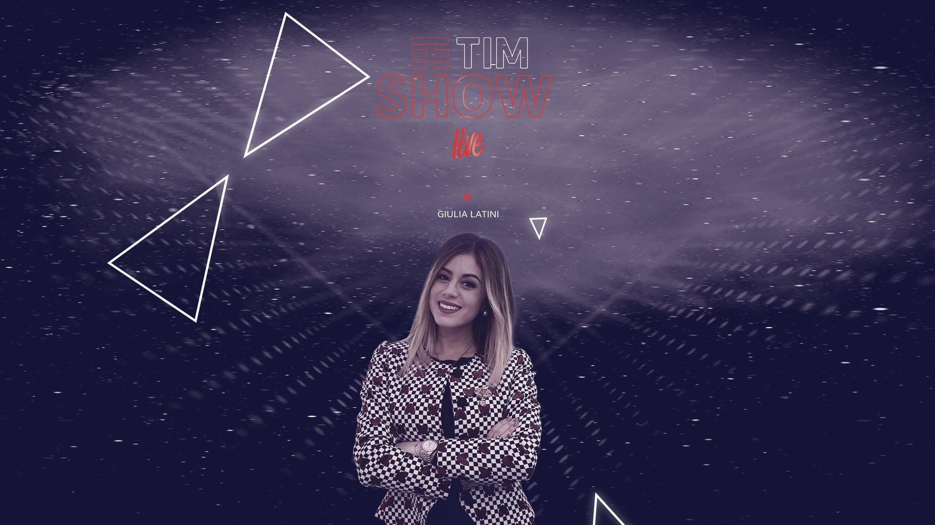 Sanremo 2018 - Giulia Latini