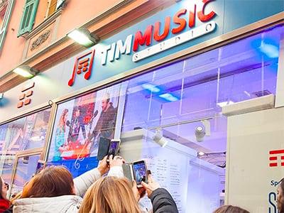 TIM - Sanremo 2018