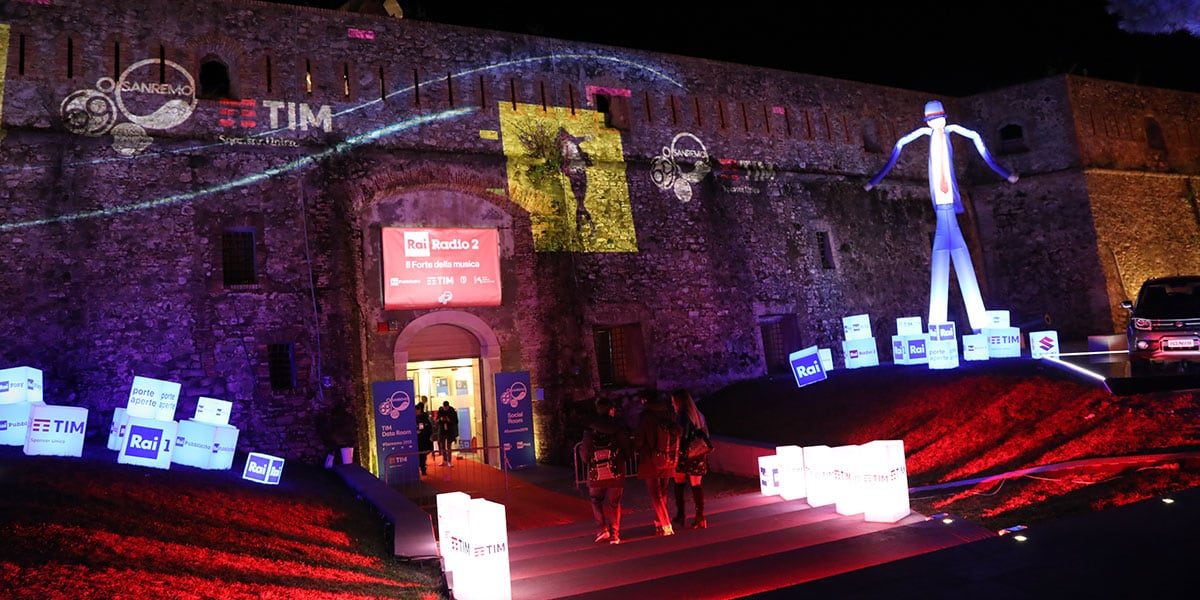 TIM - Sanremo 2019