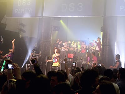 I LIKE DS3 PARTY!