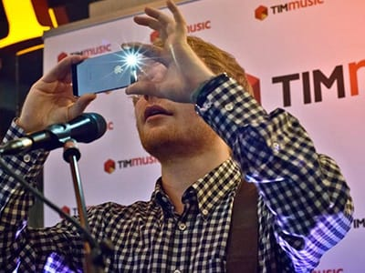 Ed Sheeran – Live a casa tua!