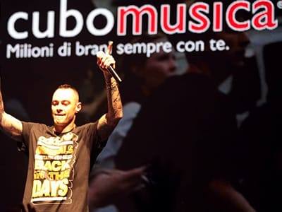Fabri Fibra Special Showcase