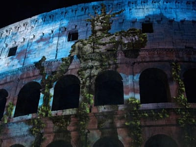 Legenda Aurea Colosseo