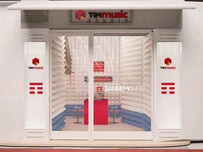 TIM - Sanremo 2017