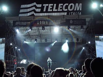Telecom Italia Lounge